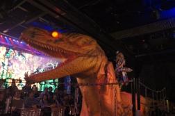 Dino Lady