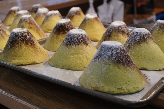 Baked Fuji