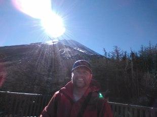 Mt Fuji hat