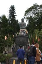 Big Buddha Greets Us