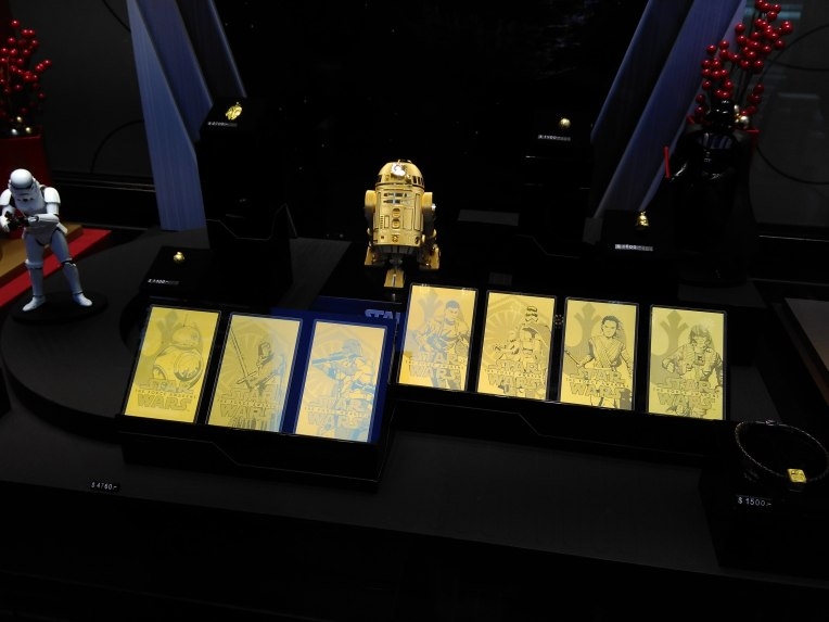 Star Wars Bling