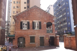 A little Red Brick Building