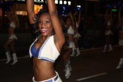 Colts Cheerleader