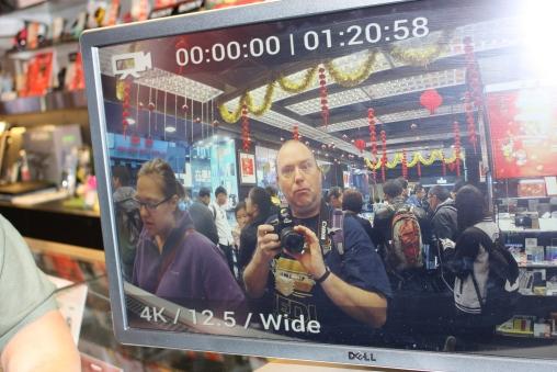 Camera Shop Selfie
