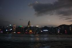 Hong Kong Skyline 3