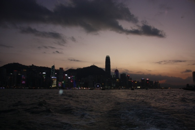 Hong Kong Skyline 5