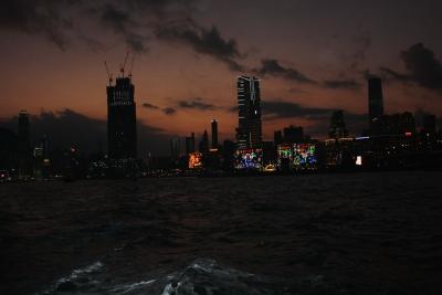 Hong Kong Skyline 2