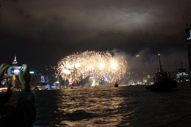 CNY Fireworks 2