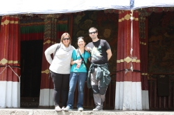 Erin, Sunia and Joseph